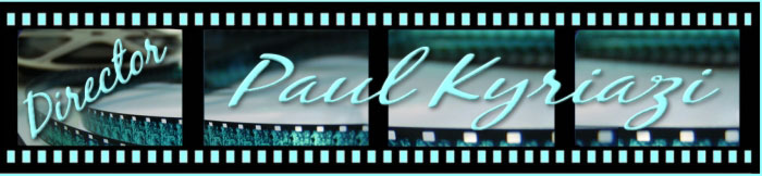 paul kyriazi, author, feature film director, motivational speaker.