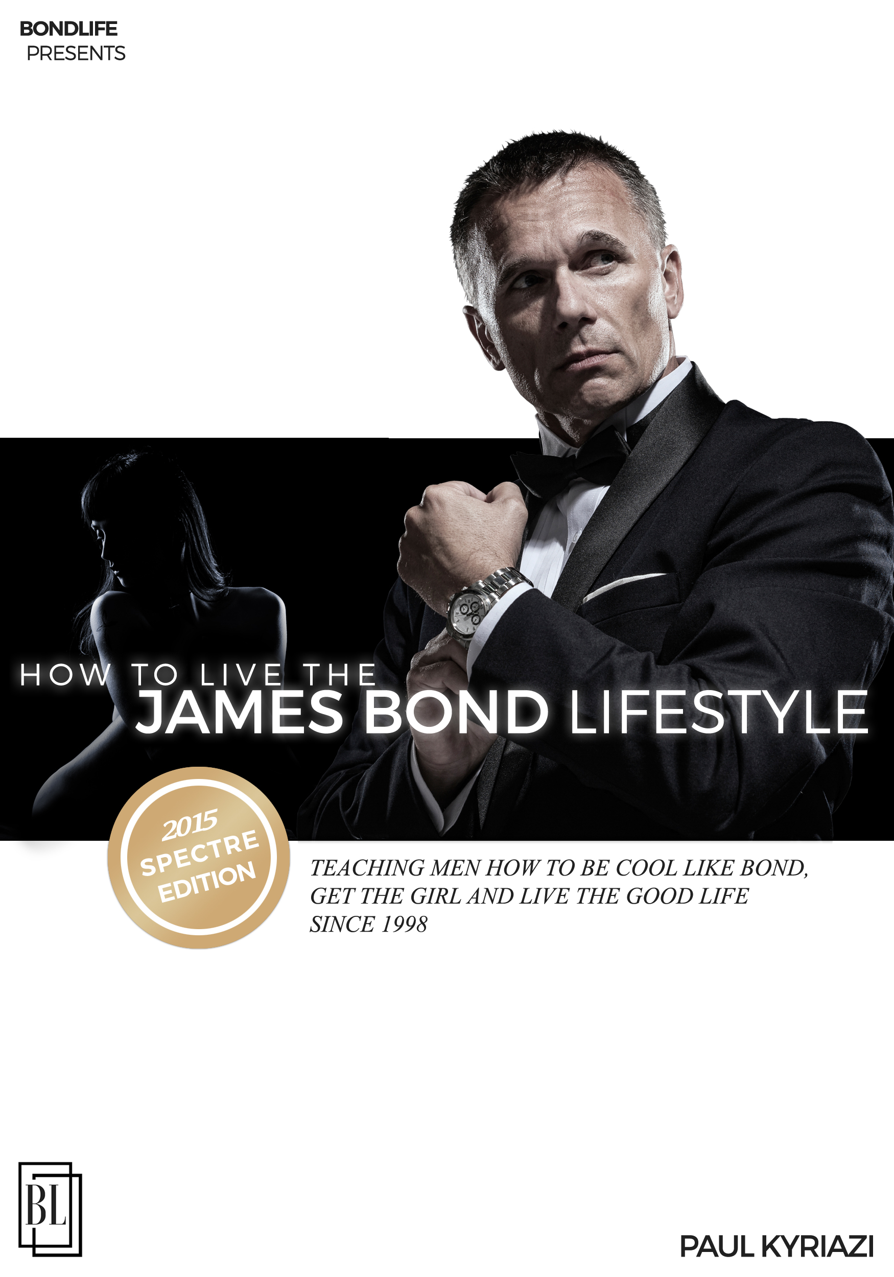 How to Live the James Bond Lifestyle 8 CD set!